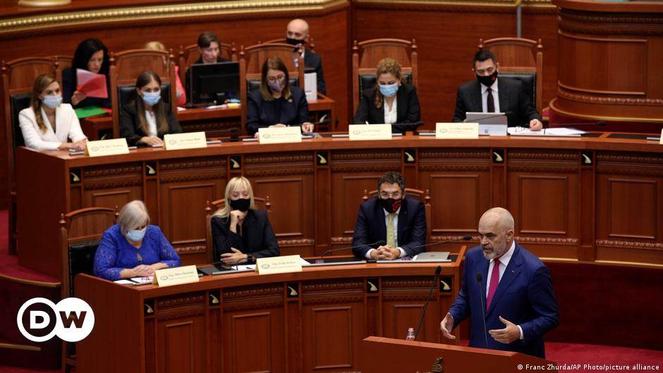 Edi Rama zum dritten Mal Regierungschef