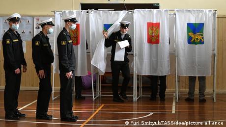 Russland | Parlamentswahlen