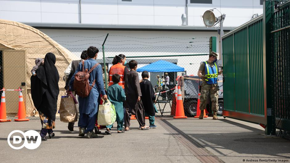 Fleeing Afghanistan: From Kabul to Ramstein in Germany — but what then?