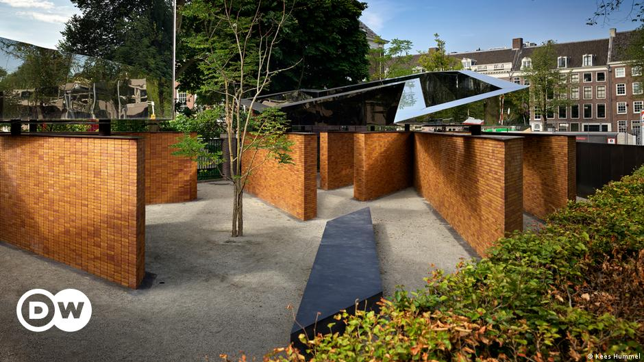 Daniel Libeskind: Amsterdamer Holocaust-Denkmal eingeweiht