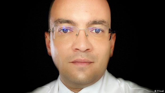 Bosnien Professor Nermin Salkic