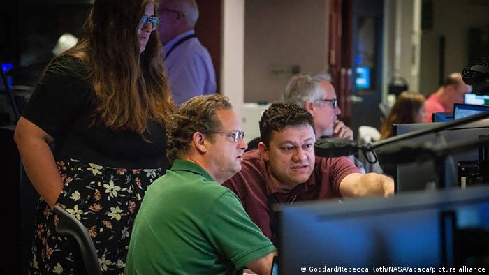 USA Maryland | NASA Goddard Flight Center | Hubble Teleskop