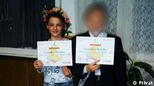 Die Bilder zeigen Ana-Maria Trasnea (SPD-Bundestagskandidatin in Berlin-Köpenick). Bis auf das Schulfoto (privat) habe ich (Keno Verseck) die Bilder gemacht, Beschriftung entsprechend.