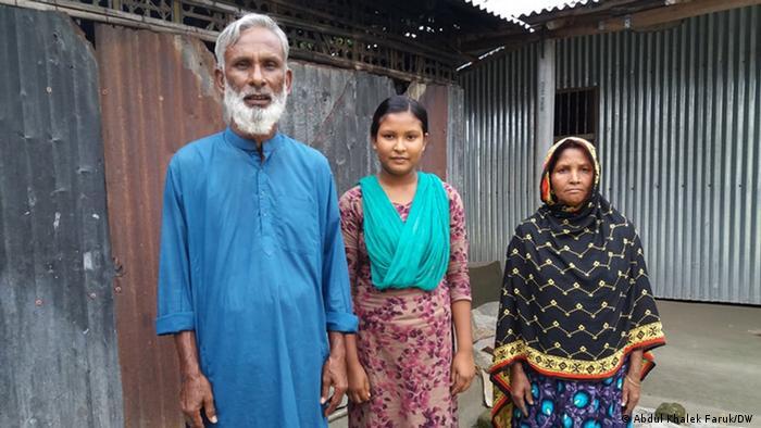 Bangladesch I Nargis Nahar I Zwangsheirat
