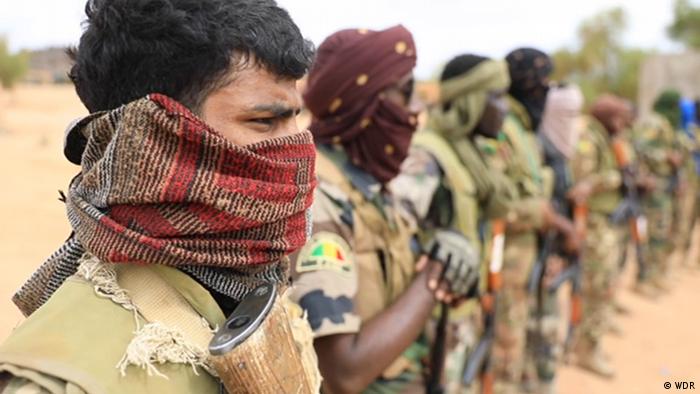 Терористи в Малі, з якими ніби боротимуться російські найманці