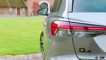 Check Audi Q4 e-tron Copyright:DW