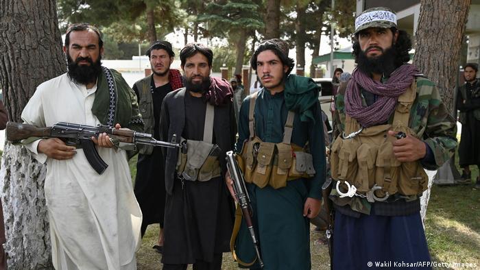 Afghanistan Kabul |Taliban-Kämpfer
