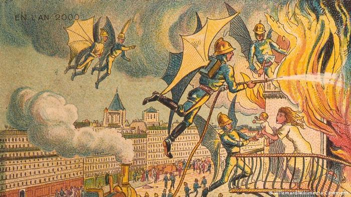 Illustration von Jean Marc Cote
