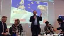 Dyskusja panelowa na V Kongresie Organizacji Polskich-Kongresie Młodej POlonii w Berlinie, 17.-19 września 2021 r.