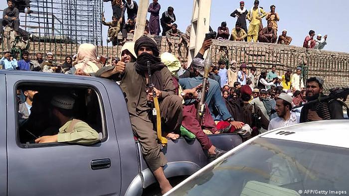 Afghanistan | Taliban in Jalalabad