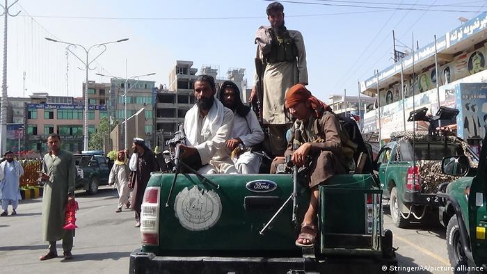 Taliban in Jalalabad