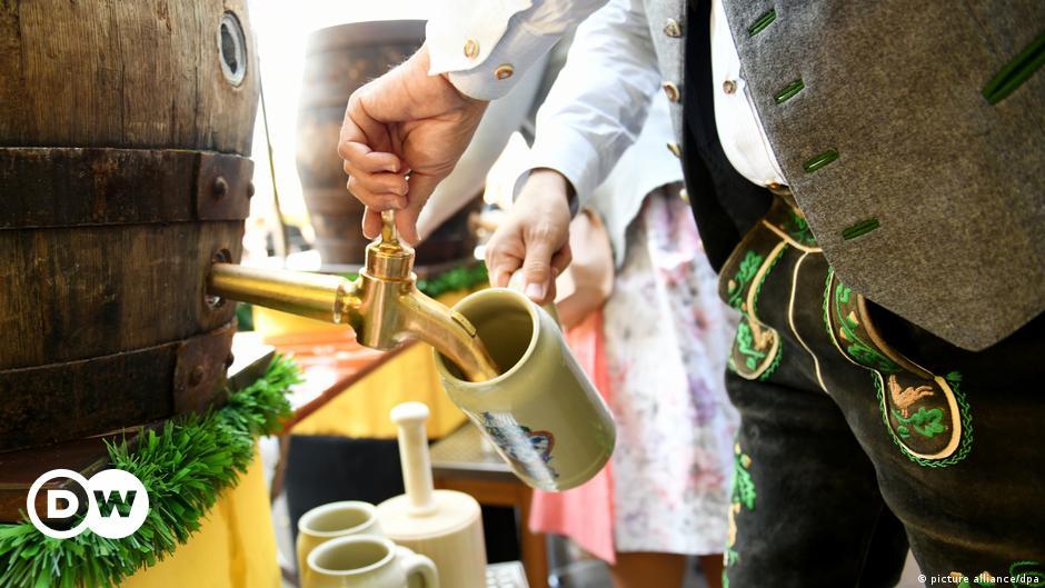 Germany: Munich kicks off alternative Oktoberfest