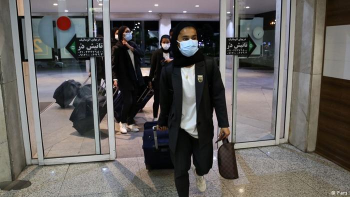 Iran |Fußballnationalmannschaft der Frauen