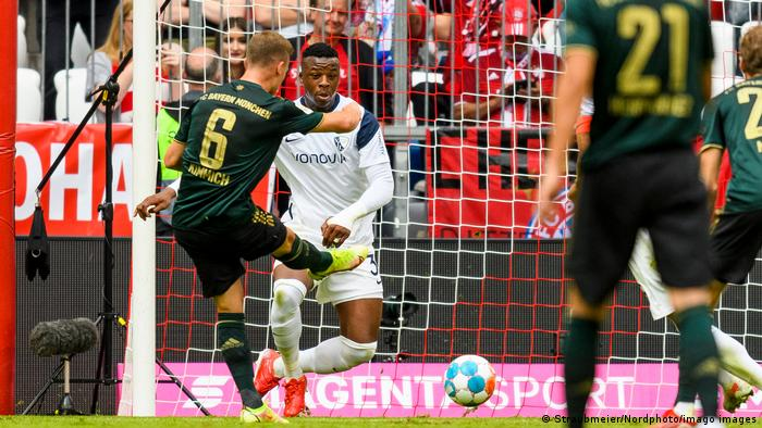München | FC Bayern München - VFL Bochum | Bundesliga | Tor 2:0