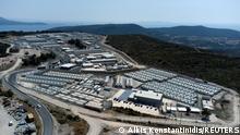 Griechenland I Flüchtlingslager Samos