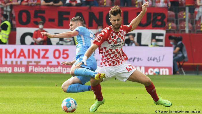 Fussball-Bundesliga   Mewa-Arena Mainz   FSV Mainz 05 - SC Freiburg