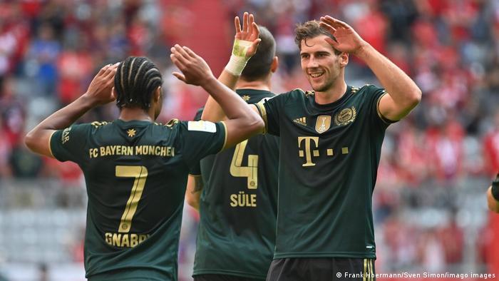 München | FC Bayern München - VFL Bochum | Bundesliga | Torjubel