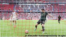 ليفاندوفسكي يسجل في مرمى بوخوم في المرحلة الخامسة من الدوري الألماني