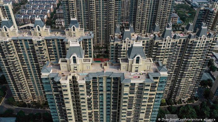Компанія Evergrande і можлива криза китайської економіки