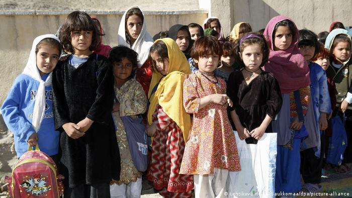 Школьницы в Афганистане (Фото из архива)