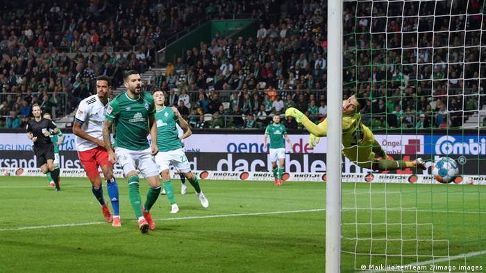 Bundesliga I SV Werder Bremen vs Hamburger SV