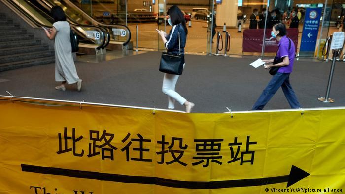 Hong Kong | Wahlen