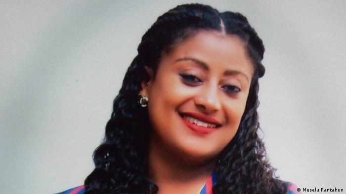 Äthiopien | Sängerin | Meselu Fantahun