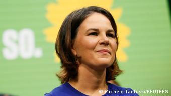 Deutschland Berlin | Wahlparteitag der Grünen | Annalena Baerbock