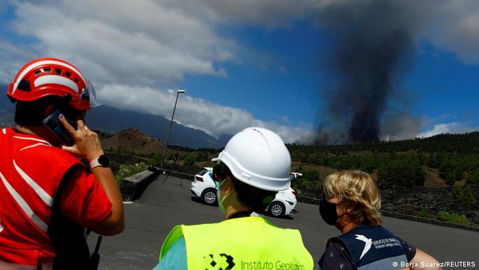 Spanien I Vulkan San Antonio auf La Palma