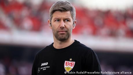 Chairman Thomas Hitzlsperger will not be extending his contract at VfB Stuttgart
