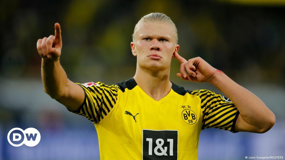 Champions League: Borussia Dortmund ohne Erling Haaland
