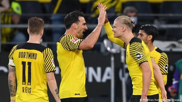 Fußball Bundesliga | Borussia Dortmund - Union Berlin