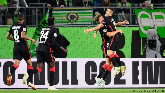 Bundesliga I VfL Wolfsburg v Eintracht Frankfurt