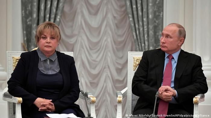 25-jähriges Bestehen des russischen Wahlsystems