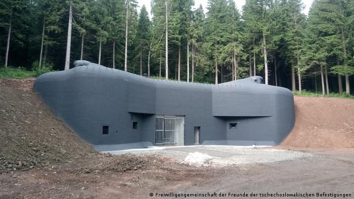 La fortaleza de artillería de Bouda ha sido renovada y ha sido declarada patrimonio nacional.