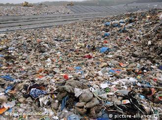Brasil proibiu importação de qualquer tipo de lixo