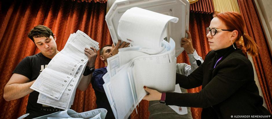 Ρωσία εκλογές