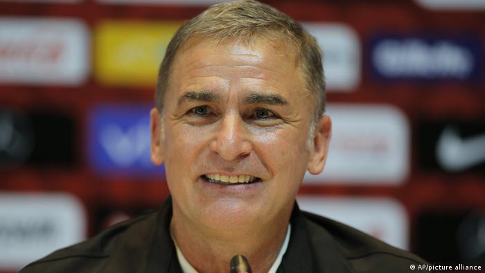 Fußball Türkei Nationaltrainer Stefan Kuntz