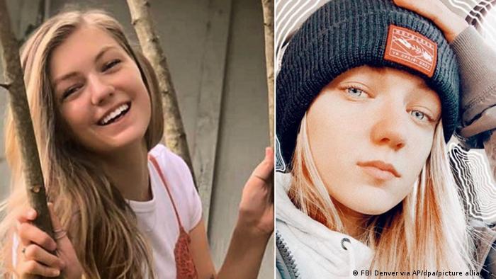 USA Vermisstenfall Gabrielle Petito Brian Laundrie Todesfall