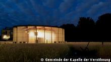 Kapelle der Versöhnung Berlin, Bernauerstraße. © bei der Gemeinde und für die DW frei.