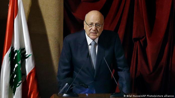 نجیب میقاتی، نخست وزیر لبنان