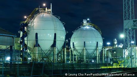 Depozitele de gaz europene nu sunt pline în acest an