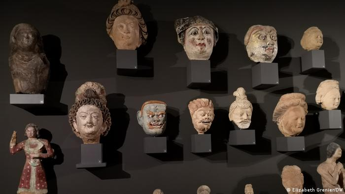 Museo de Arte Asiático. Foro Humboldt de Berlín.