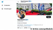 Twitter Screenshot Nayib Bukele