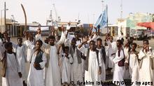 Sudan Port Sudan | Hafenblockade