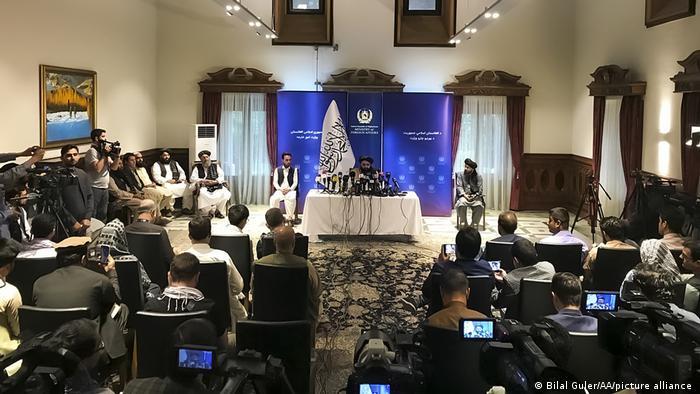Afghanistan Kabul Regierungsbildung Symbolbild