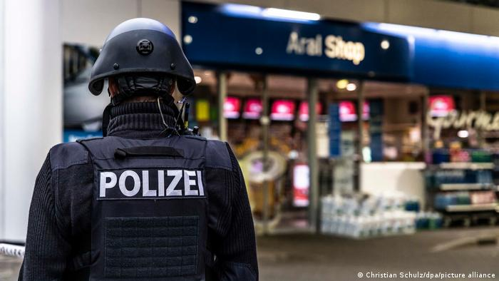 Idar-Oberstein Extremismus Verbrechen Tankstelle