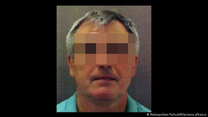Російський агент Денис Сергєєв, також відомий як Сергій Федотов