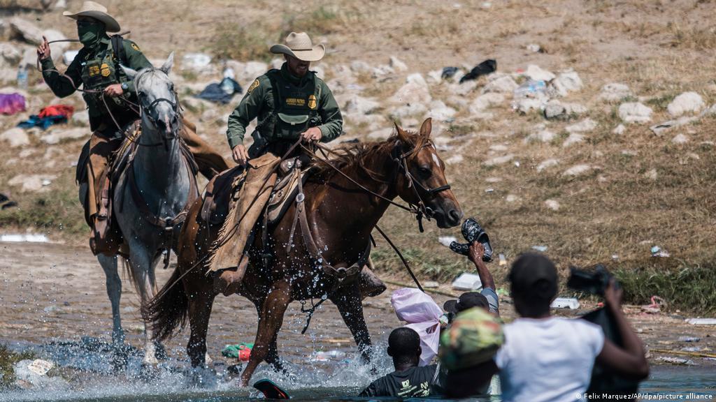 Frontera México-Estados Unidos, la ruta del engaño a los migrantes | El Mundo | DW | 21.09.2021