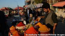 Afghanistan  wirtschaftliche Situation nach Machtergreifung durch Taliban